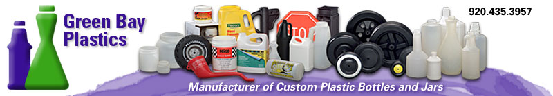 Green Bay Plastics, manufacturer of custom plastic bottles and jars